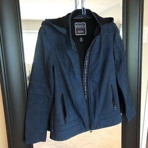 Point Zero Ladies  Hooded Jacket